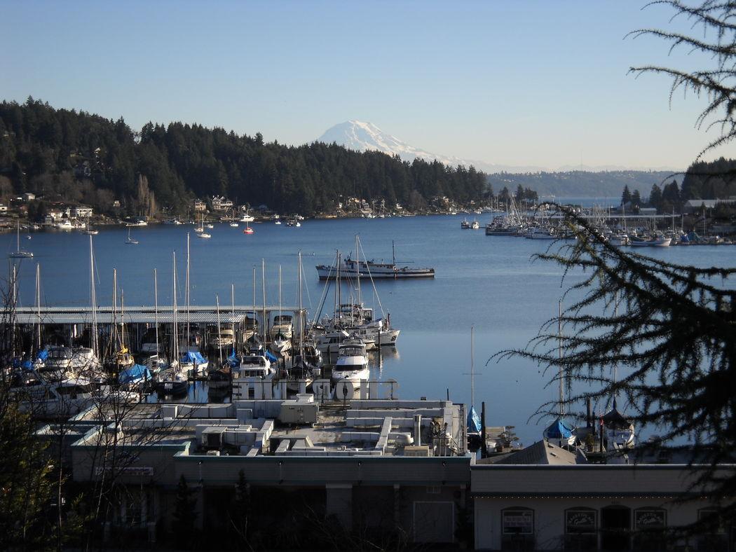 Bay Beautiful Beauty In Nature Boat Boats Gig Harbor Perfect Washington State Waterfront