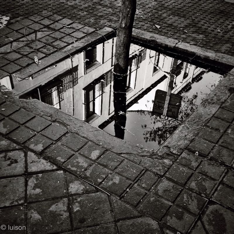 Puddleography by luison
