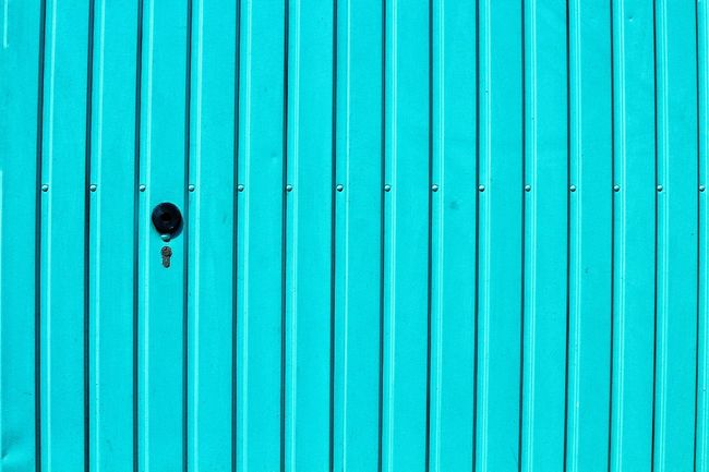 Lines And Shapes Lines, Shapes And Curves Lines And Patterns Lines Lines&Design Structures & Lines Structure Symmetry Symmetrical Fresh On Eyeem  Light Blue Garage Door Garage Baby Blue Lock Garage Doors Seeing Blue Color Blue Light Blue Wall Color Palette Colour Of Life