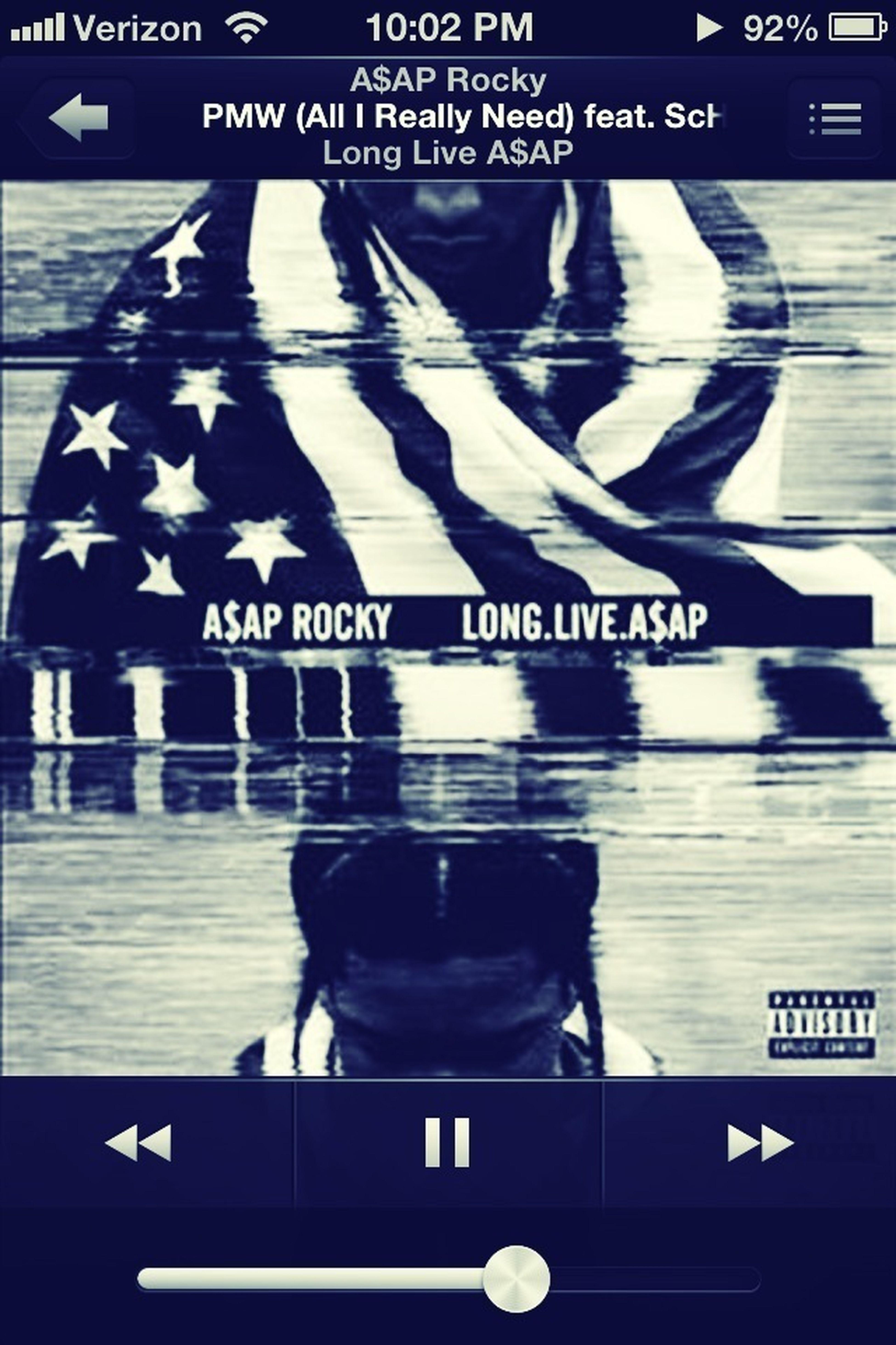 #A$AP Flow #PMW