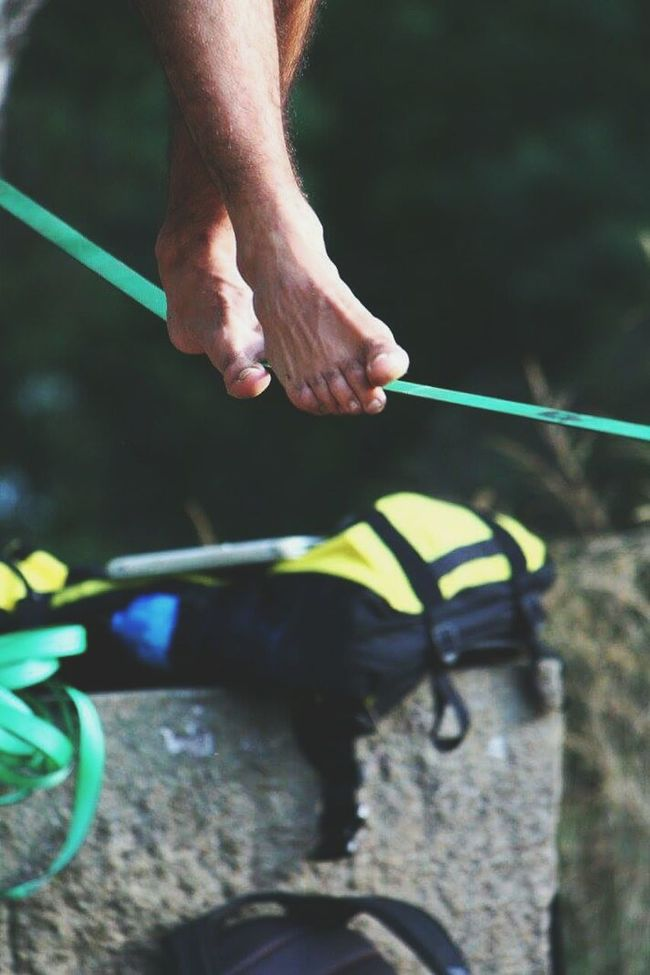 Slackline Slacklining Longline Friends Slackliner Equilibrium Italianslackliner Men Outdoors Person Nature Tranquility Like4like Follow4follow Likeme F4F 👣🍃