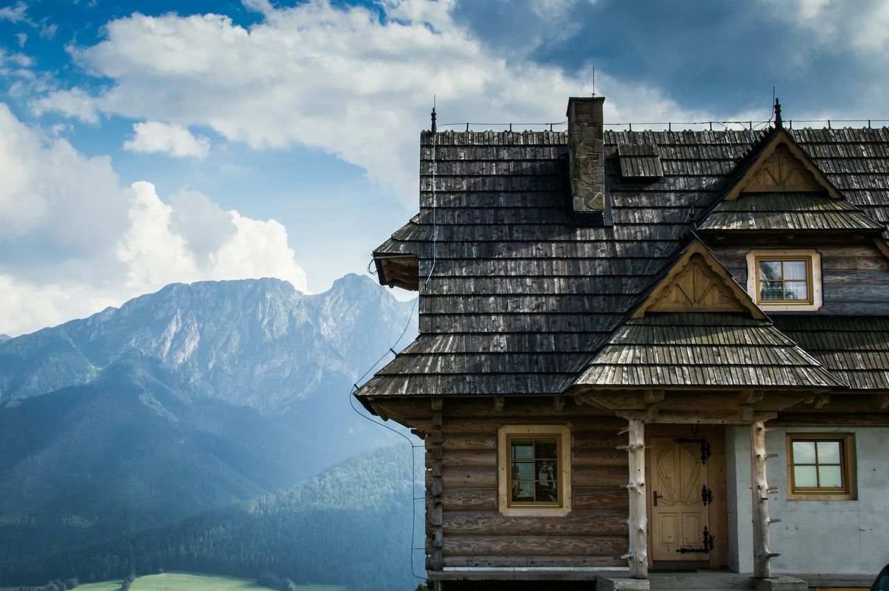 Beautiful stock photos of house, built structure, architecture, building exterior, sky