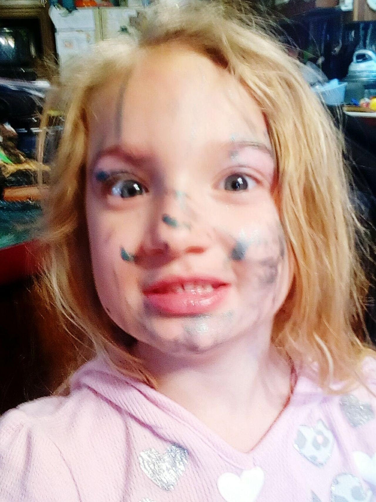 Wildchild Portrait Babygirl Child Close-up The Portraitist - 2017 EyeEm Awards