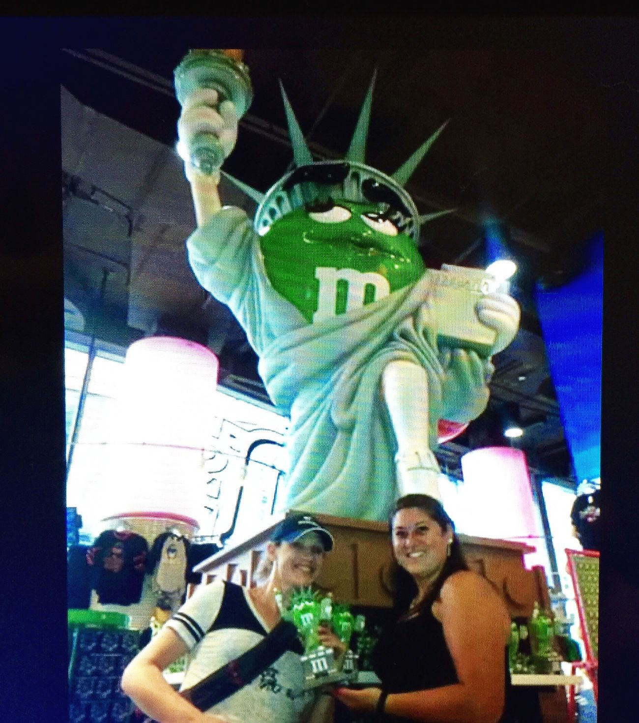 Family trip to NYC. Seeing the sights. Including the M&M store 😉 Family Family Time Family❤ Family Matters Cousin Cousins ❤ NYC NYC Photography NYC Street Photography M&m M&m Photography M&m's Vacation Time Summertime Trip Trip Photo Vacation Statue Leisure Activity Real People Smiling Indoors  Crowd Photo Enjoying Life