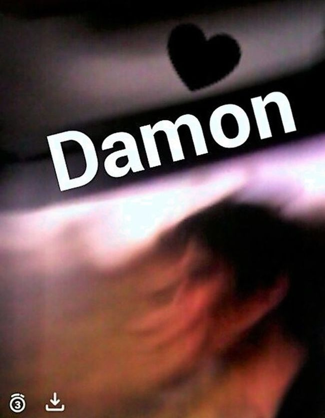 I don't know why I like it DamonSalvatore EyeEmNewHere Thevampiresdiaries Blured