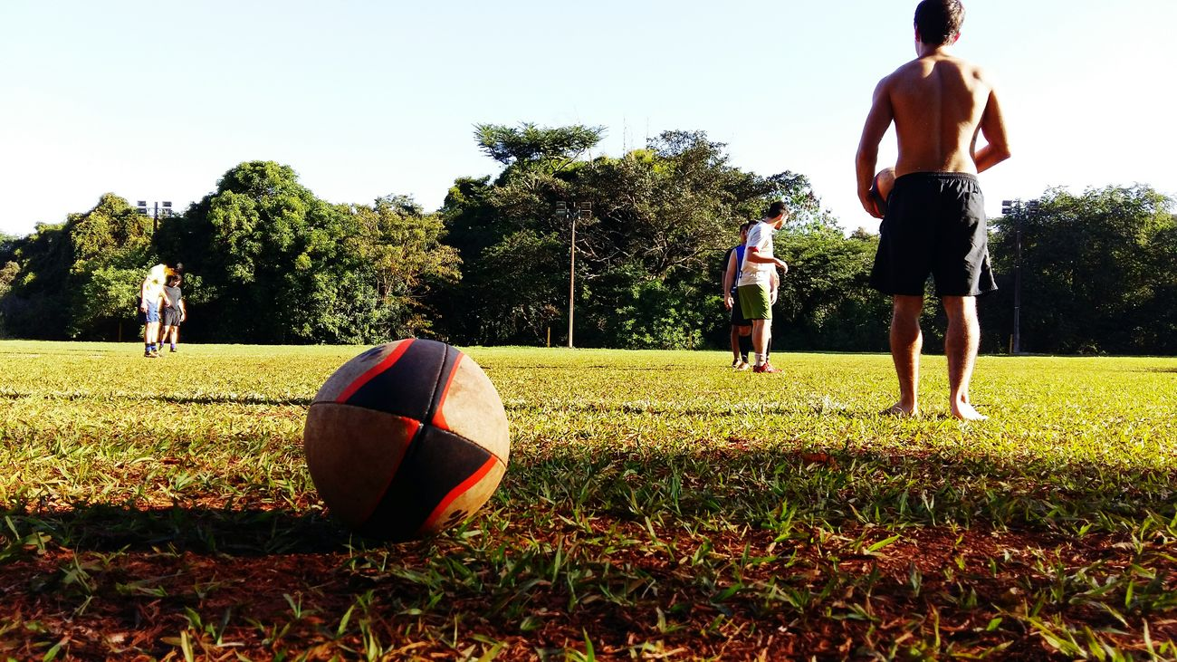 Fearugbyribeirao Playrugby First Eyeem Photo