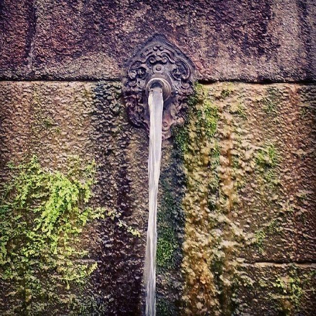 Galicia Travel Caldasdereis Agua Fuente Water Morriña