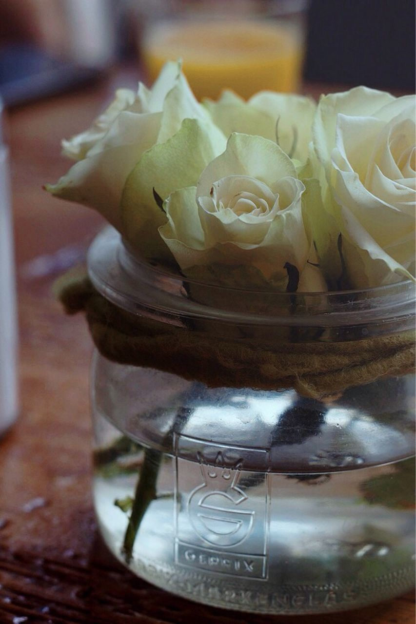 indoors, flower, no people, table, food and drink, freshness, close-up, food, celebration, flower head, day, nature, ready-to-eat
