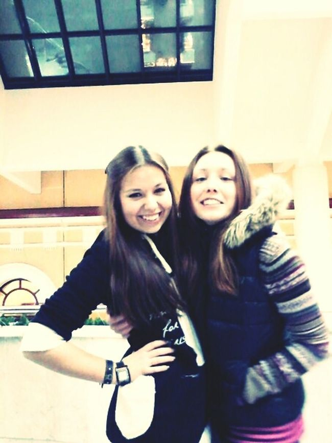 smile:) Meeting Friends