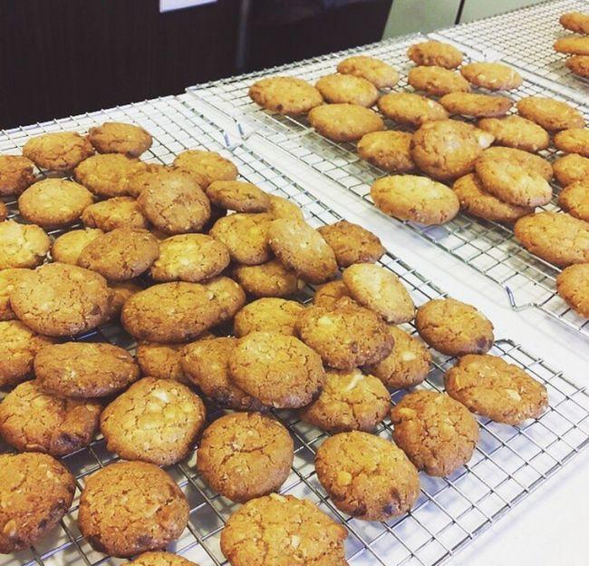 When in doubt, bake cookies! Cookies Handmade Fresh Freshly Baked Food Sweet Tooth. Sweet
