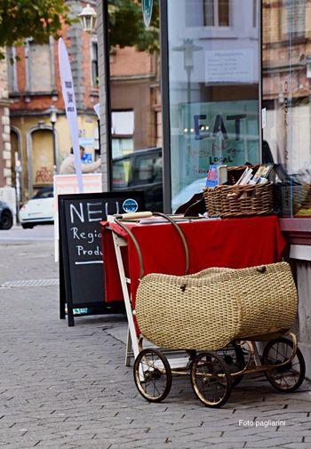 City Architecture Street Photography Streetphotography City Life Nikonphotography Old Baby Carriage Chesewähnchen ....saarländischerAusdruck Für Kinderwagen ❤️😉 Streetart