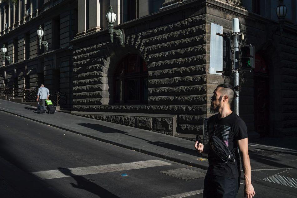 Streetphotography Streets Of Melbourne Streetphoto_color Everyday Australia Sony Australia SonyA7s People Watching MelbournePhotographer