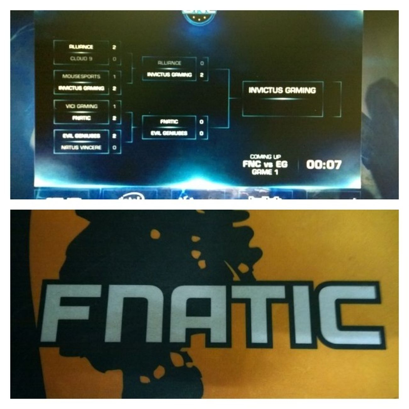 Go Fnatic Esl