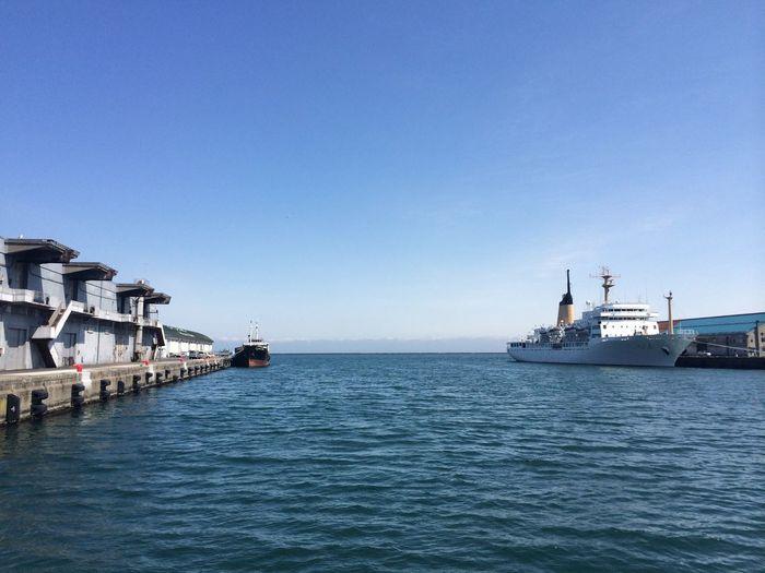 小樽港 Harbour
