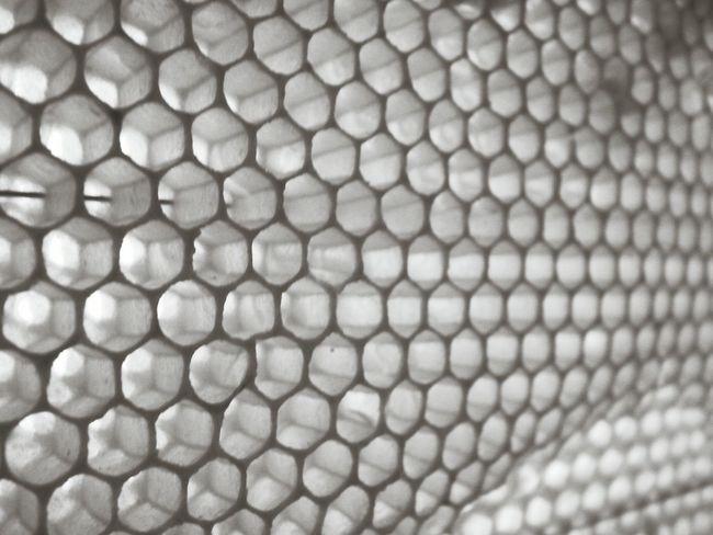 Blackandwhite Arhitecture Honeycomb