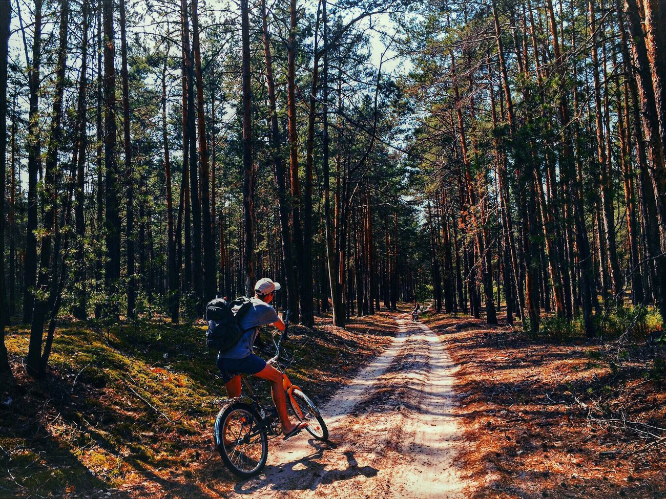 Travel Traveling Friends Bike Russian Beauty Future Enjoying Life EyeEm Best Shots Relaxing Russian Nature Photography Hello World Russia Beautiful Way Russian Culture NOVOZYBKOV Village Way To Go Home Village Life Village View Forest