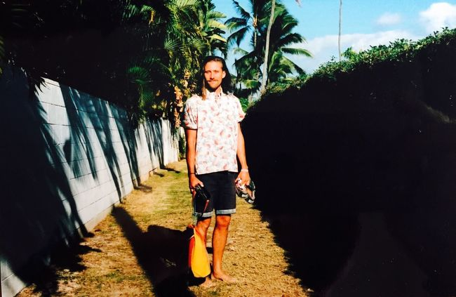 YKRA Hawaii Aloha Pineapple That's Me Summer Shirt