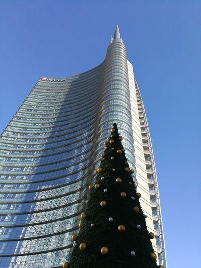 Architecture Skyscraper City Christmas First Eyeem Photo