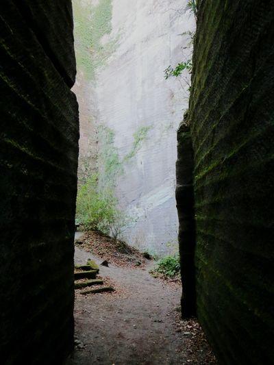 Ruins Outdoors Famous Place Discovery Adventures Kyonan City Nokogiriyama Mt.nokogiri Japan Climing Trecking Mountain Winter Sightseeing Spot Sightseeing Hiking