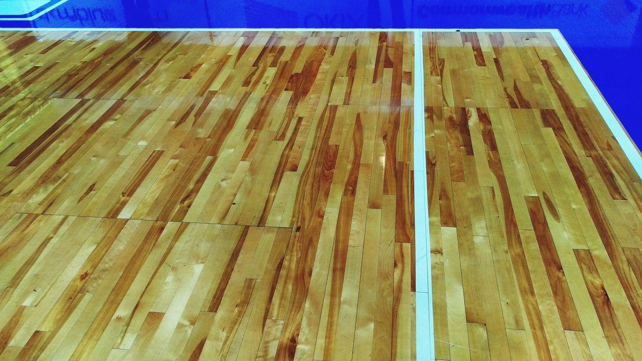 Basketball Basketball Court Shinny Floor Hanging Out