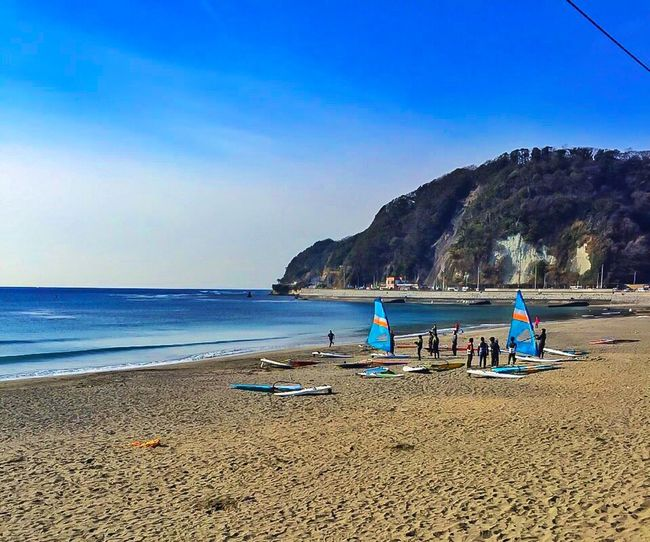 How's The Weather Today? Sunny and best day for surfing.Simply viewing 'em and feeling the warmth of the sun made my day... Beautiful Nature Streamzoofamily EyeEmJapan Eye4photography  Travel Photography EyeEm Nature Lover in Zushi