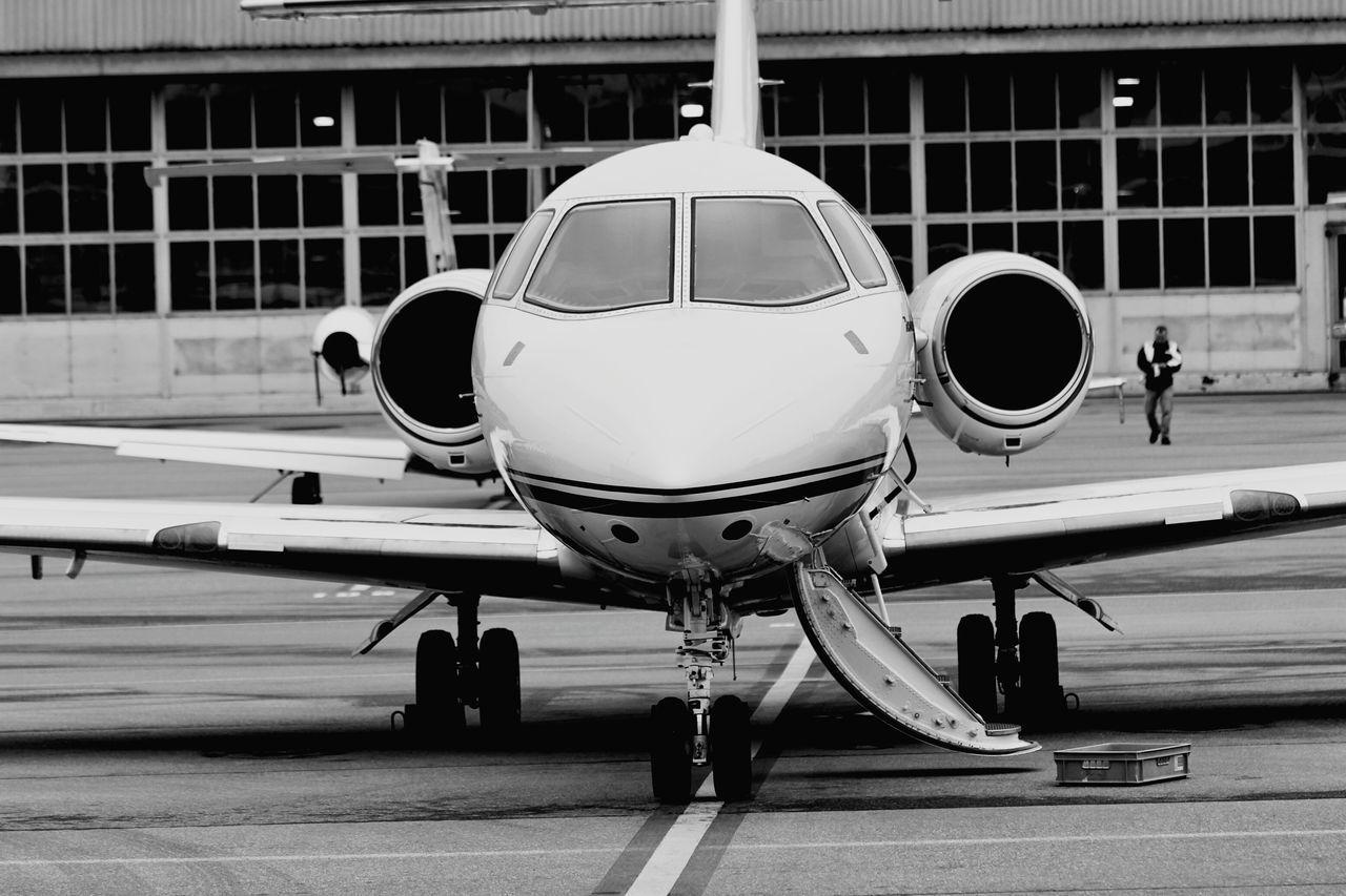 Beautiful stock photos of plane, Air Vehicle, Aircraft Wing, Airplane, Airport Runway