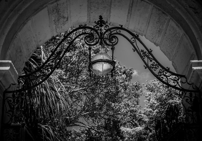 Vizcaya Museum and Gardens - Black & White Architecture Black & White Black And White Black And White Photography Blackandwhite Blackandwhite Photography Built Structure Miami Vizcaya Vizcaya Gardens Vizcaya Museum Vizcayagardens Vizcayamuseum Vizcayamuseumandgardens