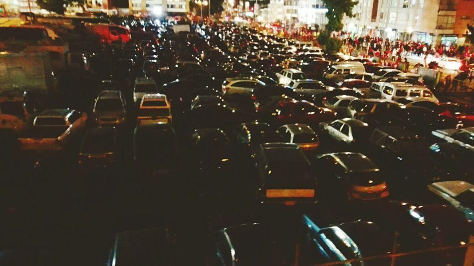 Pequeño tráfico en Bogotá First Eyeem Photo