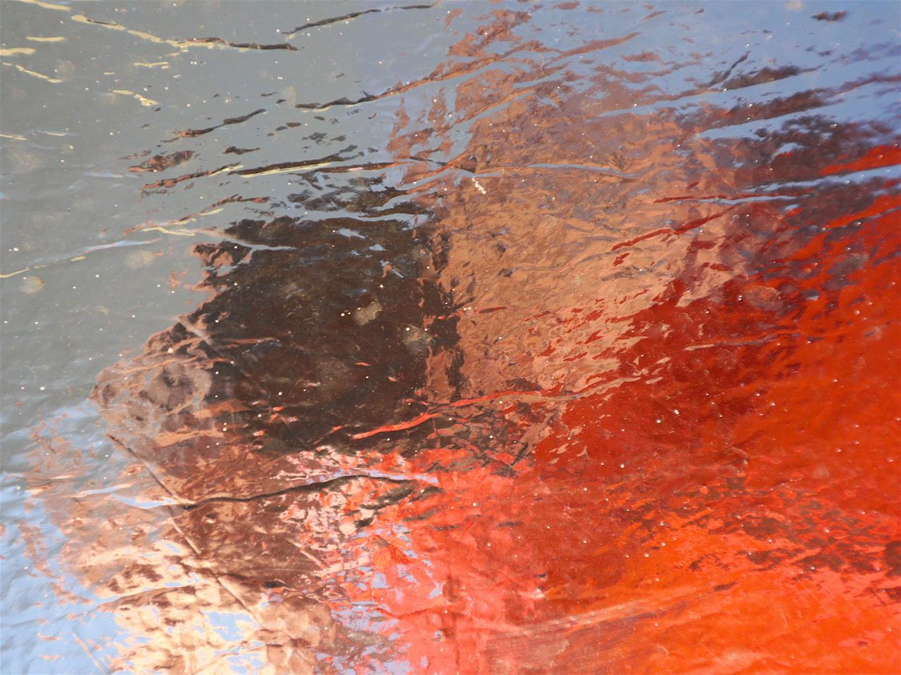 Abstract Art Abstract Photography Art Photography Blurred Color Contrasts Nature No People Painting With Light Photo Art PHOTOIMPRESSIONISM Ripples Water