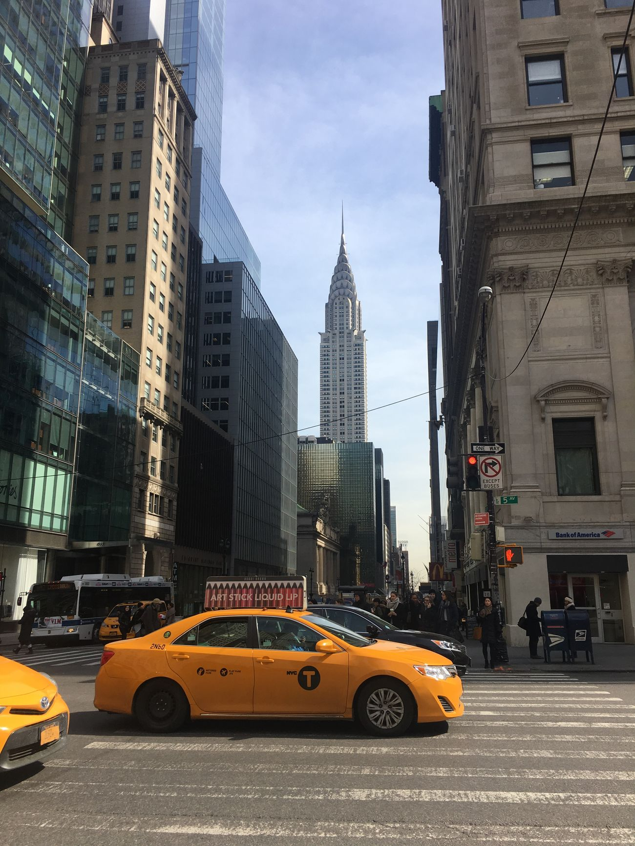 New York City Cab 46624