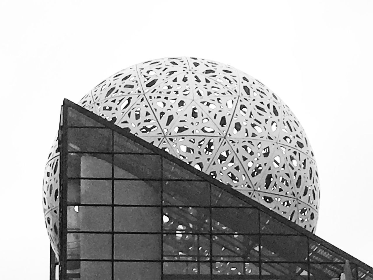 Architecture Built Structure Low Angle View Building Exterior Architecture Details City Modern Clear Sky Dome Outdoors Day Futuristic Sky EyeEm Best Shots EyeEmbestshots EyeEm Best Edits EyeEm Best Shots - Black + White EyeEmBestPics EyeEm Best Shots - Landscape EyeemTeam EyeEm Gallery Photo EyeEmBestEdits EyeEm Masterclass Awesome