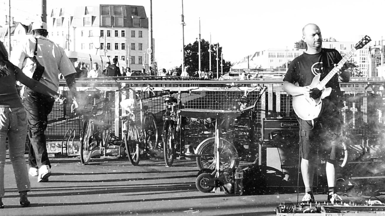 Warschauerbrücke Monochrome From Where I Stand GetYourGuide Cityscapes