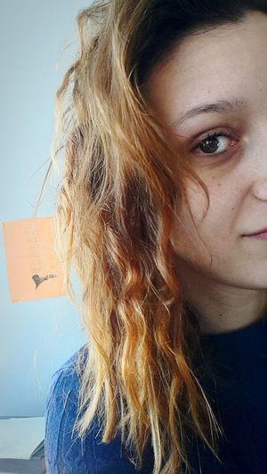 Colorhair Selfiework Zerovoglia Wensday Morning Amoimieicapelli Goodmorning