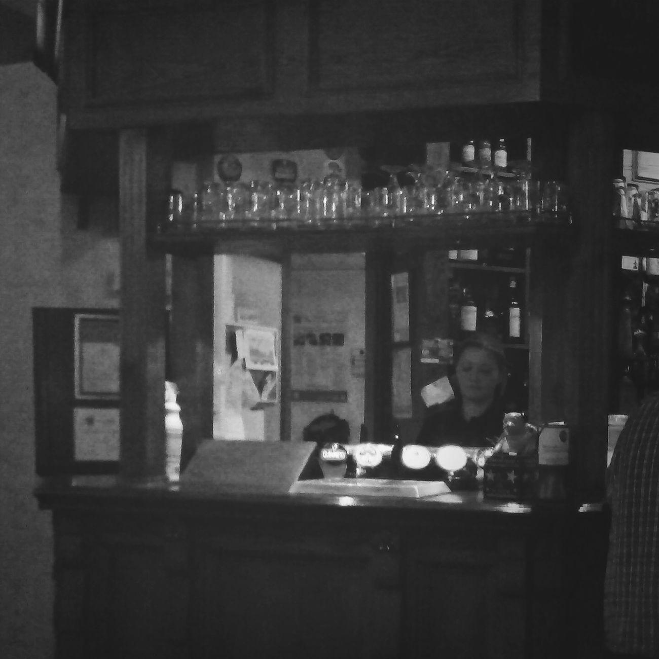 Pub Drink People Barmaid