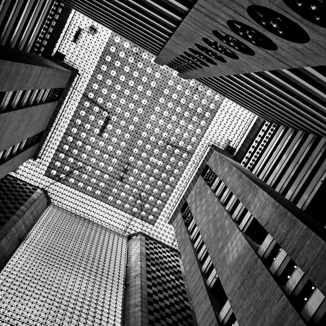 Convergence Convergence Lines And Angles Lines Architecture Black & White Building São Paulo Brazil Brazilian Architecture Interior Views Showcase March The Architect - 2016 EyeEm Awards