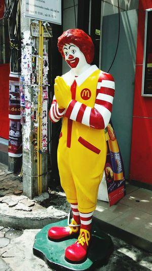 Mc Donalds Thailand