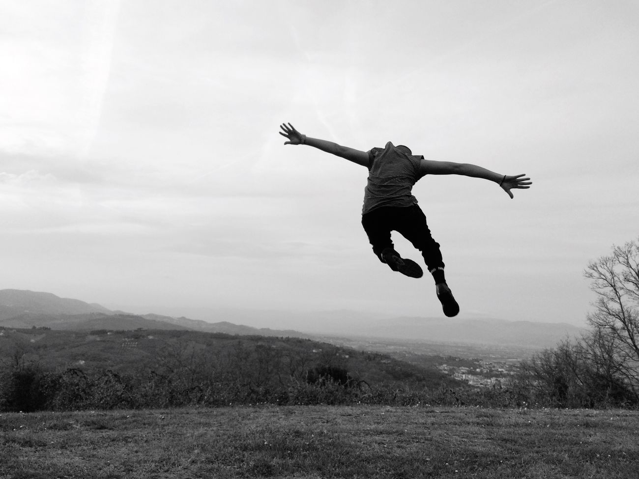 Freedom Jumping Sky Freedom Nature Energetic First Eyeem Photo