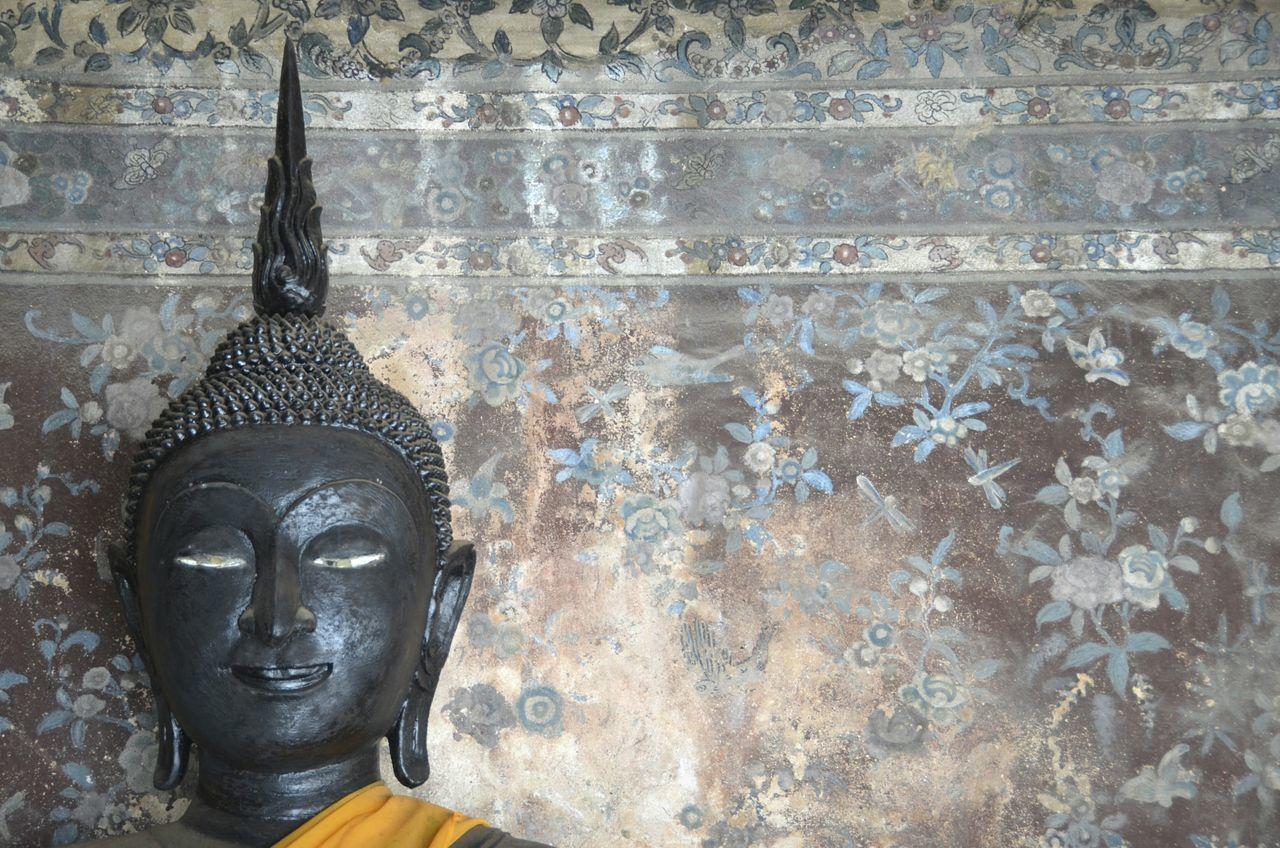 Eye4photography  Shootermag EyeEm Masterclass The Secret Spaces Backgrounds Pattern Mobilephotography Buddha Thailand Bangkok