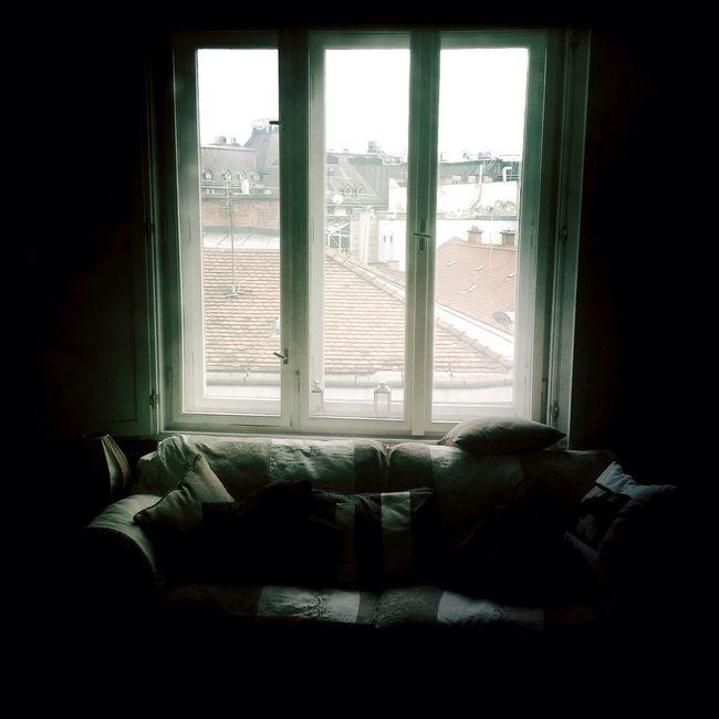 Hipstamatic Window Budapest