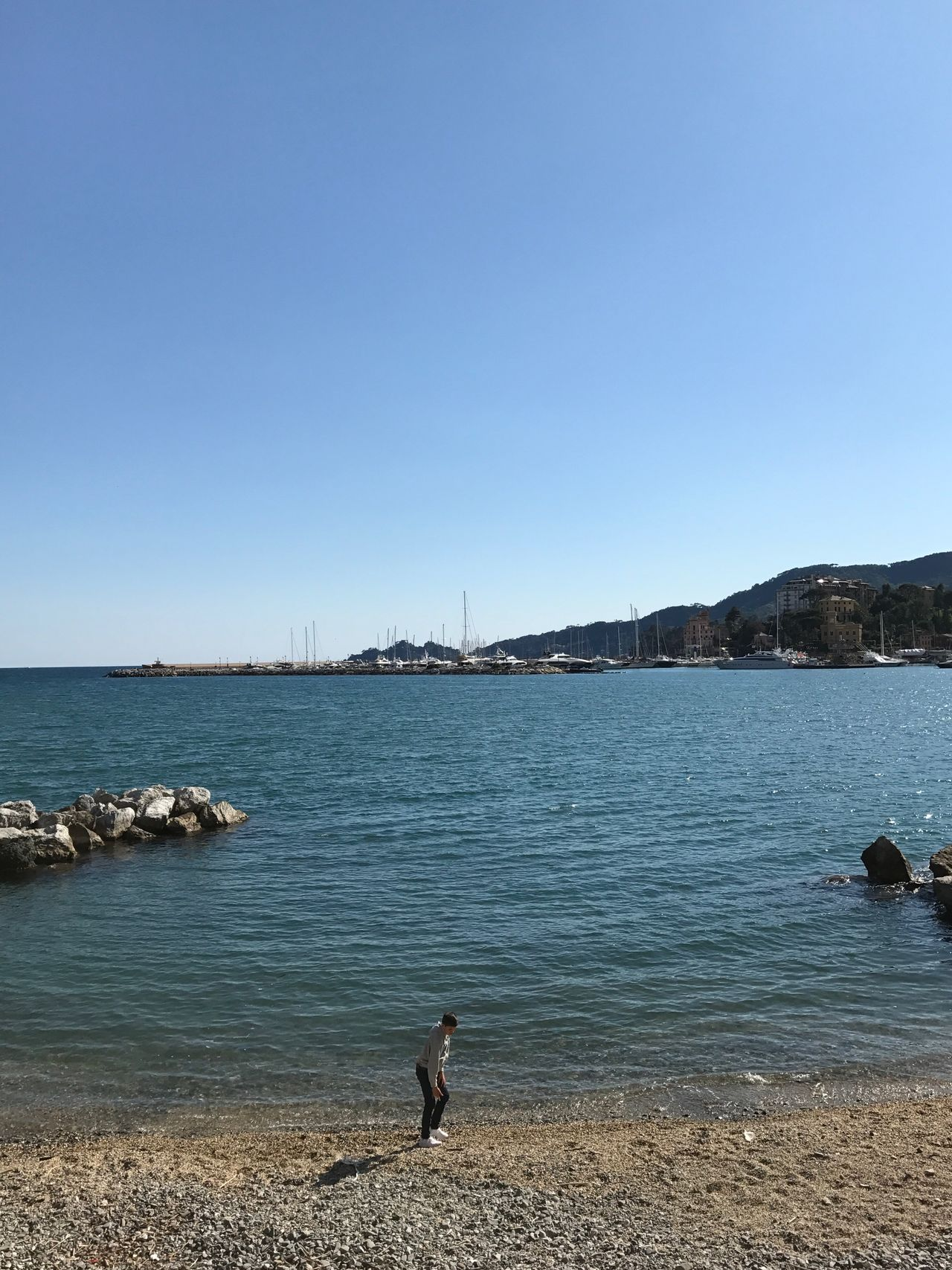 Italian Riviera Seascape Beach Italy❤️ Nature