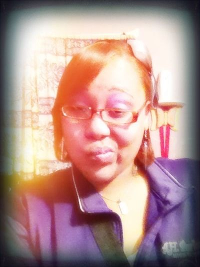 I was bored && downloaded photowonder...