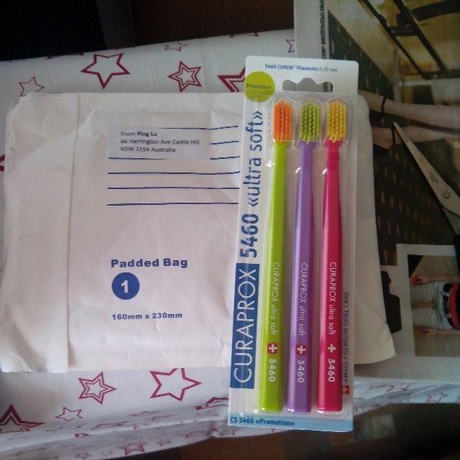 Curaprox Toothbrush 2014