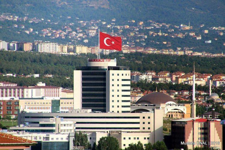 Denizli pamukkale üniversitesi hastanesi Denizli First Eyeem Photo
