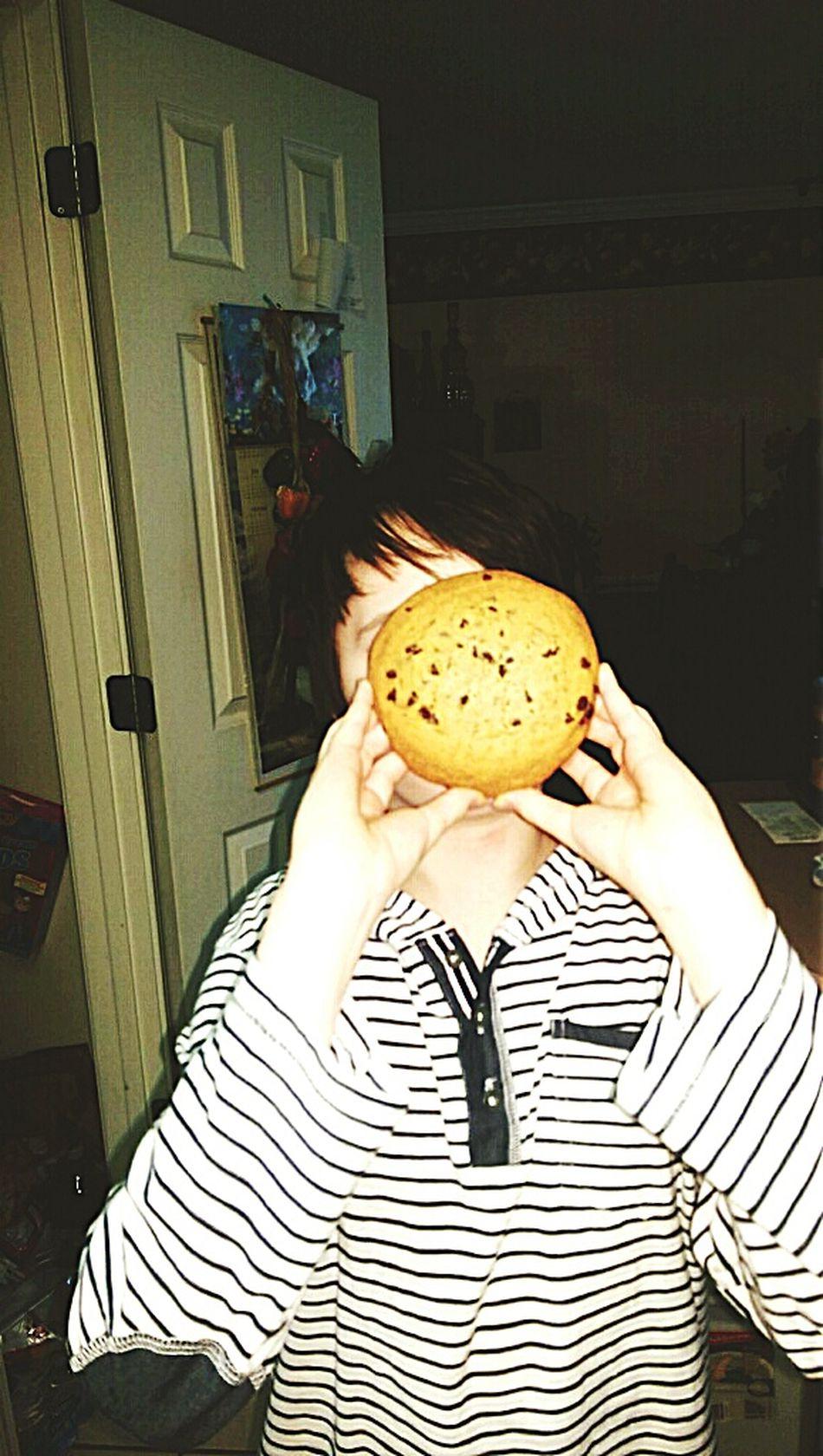 Enjoying Life Taking Photos My Cookie Monster (: