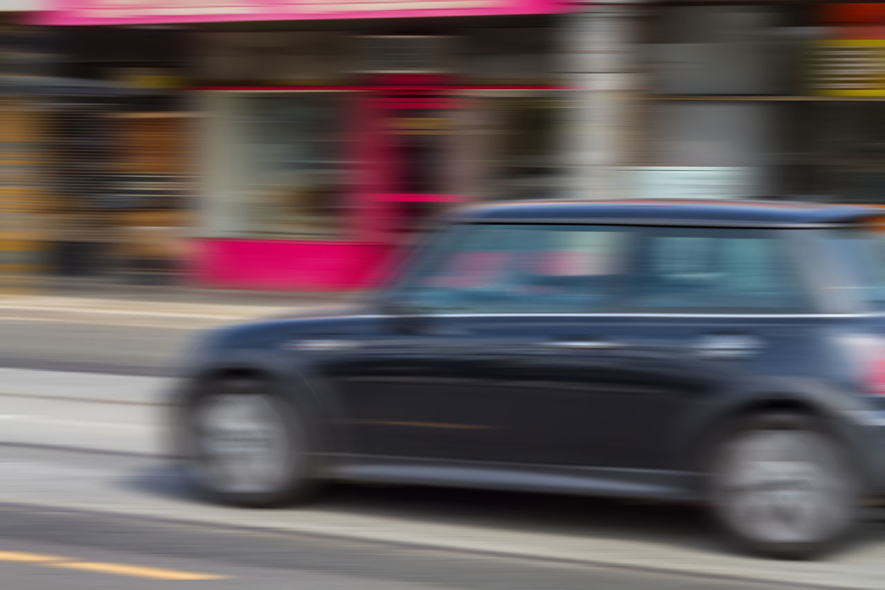 Chasing the streets of the suburbs Blurred Motion Car Cars Destination Fun Mini Mini Cooper Mini Cooper S Mode Of Transport Motion No People Outdoors Panning Panningphotography Speed Speeding Speedometer Time Timing Timing Is Everything Transportation Travel Travel Destinations