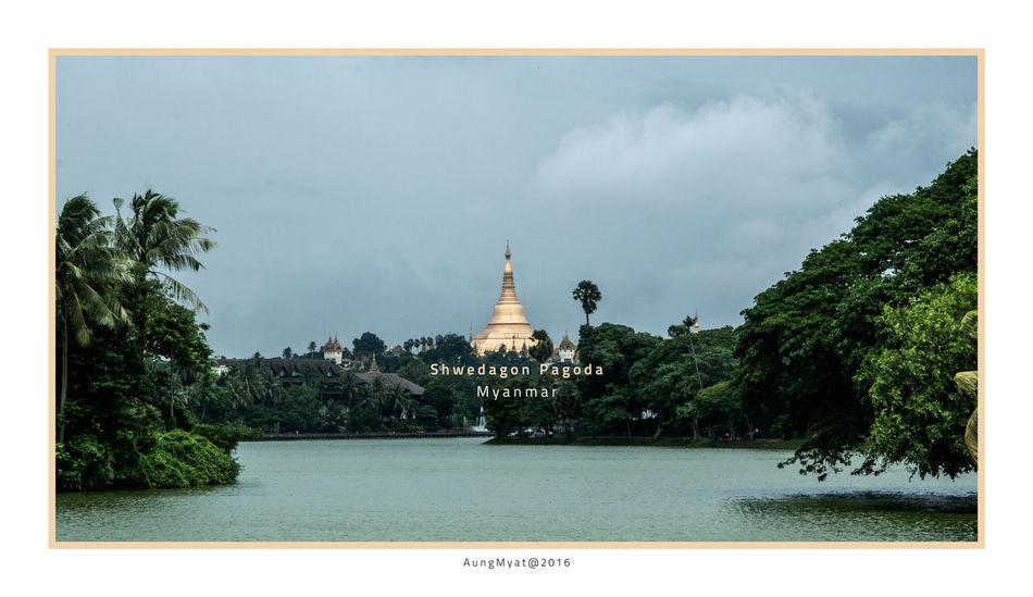 #Lake #Myanmar #Nature  #pagoda #park #photography #Windy Day Landscape