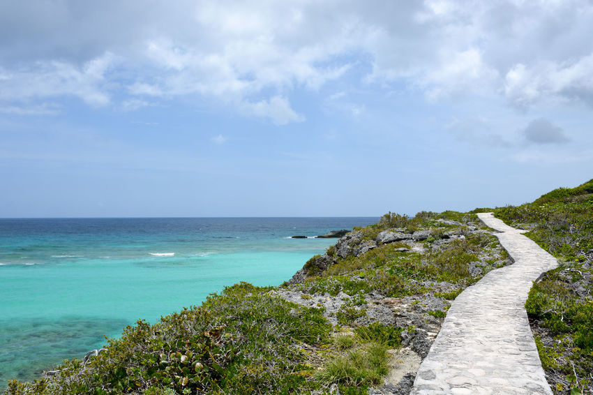 Middle Caicos Turks And Caicos Turks And Caicos Islands Beauty In Nature Day Horizon Over Water Nature No People Outdoors Sea Sky