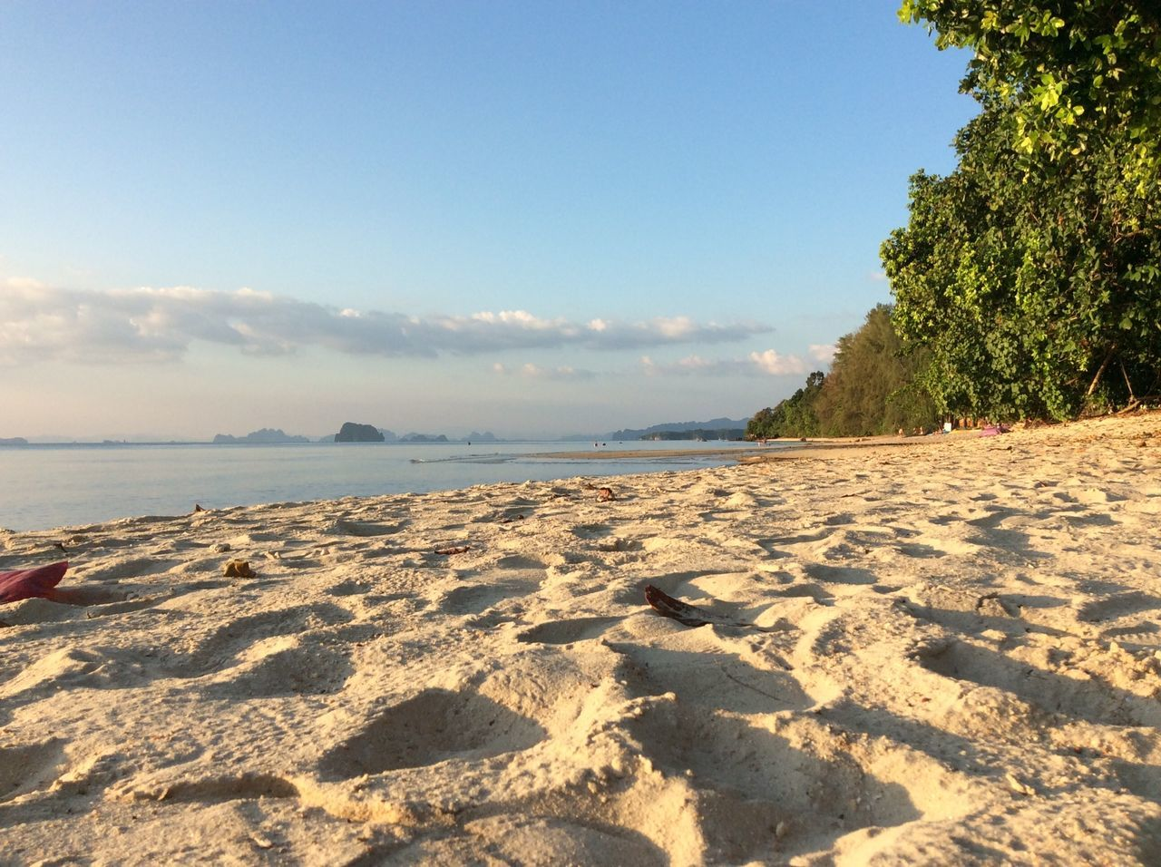 on the beach Abroad Abroad Beach Beach Holiday Beach Vacation Exotic Footprints In The Sand Krabi Outdoors Paradise Paradise Beach Relaxation Relaxing Ripples Ripples In The Sand Sand Sand Patterns Shadow Shadows Shore Shore Line Shoreline Thailand Vacation Vacations