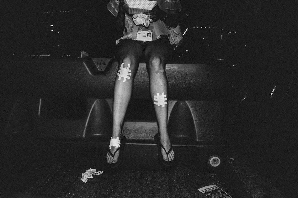 Beautiful stock photos of millennials, Austin, Bandage, Casual Clothing, Comfortable