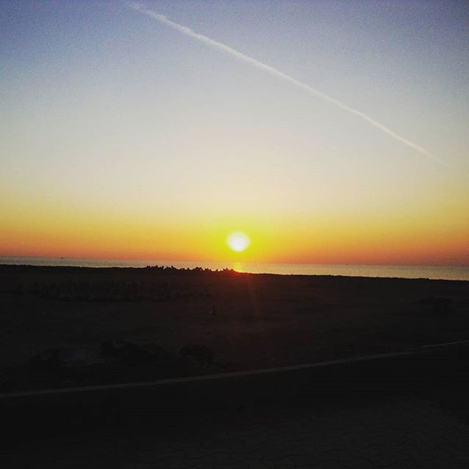 """Beautiful sunset captured"" Beautiful Sun Sunset Beach Sea Sky Instagram Instaeffects Camera Amazing_click MyClick Photography Nature Naturesbeauty Foreonedits"